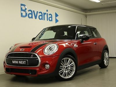 used Mini Cooper S 3-dr Chili Wired Nav Harman/Kardon
