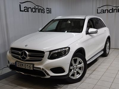 begagnad Mercedes GLC220 d 4MATIC 9G-Tronic Euro 6 170hk
