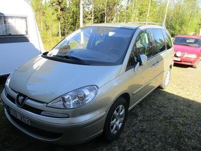 begagnad Peugeot 807 2.0 HDi