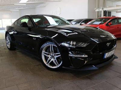 begagnad Ford Mustang GT 5.0 V8 EU6 450hk Fastback Obs låga skatten