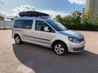 begagnad VW Caddy Maxi Life -12
