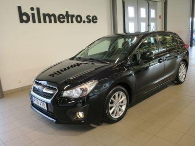 begagnad Subaru Impreza G4 1.6i AWD M-Värm V-Hjul Backkamera
