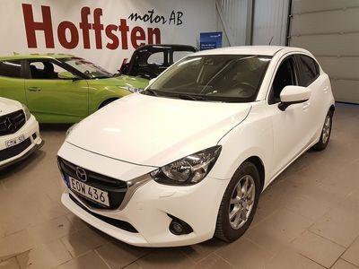 gebraucht Mazda 2 5-dörrar 1.5 SKYACTIV-G 90h Euro 6