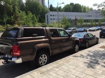 begagnad VW Amarok 2.0 Tdi 4motion GPS -12