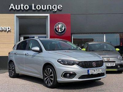 begagnad Fiat Tipo Hatchback Lounge 1.4t 120 hk