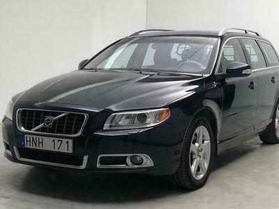 begagnad Volvo V70 II 2.0F 2009, Kombi Pris 72 000 kr