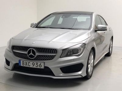begagnad Mercedes CLA200 CLA 200