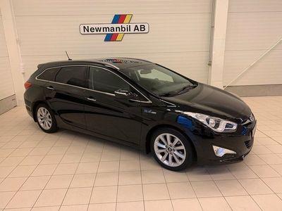 begagnad Hyundai i40 sw 1.7 CRDi 136hk Business
