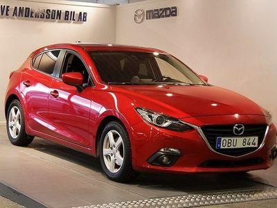 begagnad Mazda 3 2.0 Vision 120h