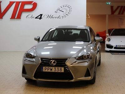 begagnad Lexus IS300h (223hk) 2.5 CVT Executive Drag