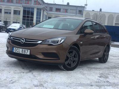 gebraucht Opel Astra SPORTS TOURER 1.4 Turbo ECOTEC (125hk)
