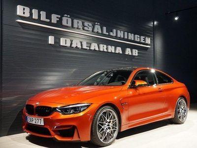 begagnad BMW M4 Coupé M Competition 450hk -18