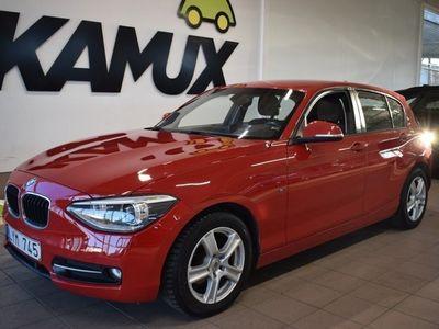 begagnad BMW 118 5-door Manuell, 143hk,