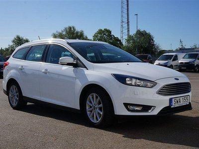 begagnad Ford Focus Kombi 1.0 EcoBoost Manuell, 125hk
