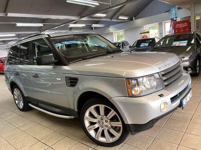 begagnad Land Rover Range Rover Sport 2.7TD (190hk) 4W