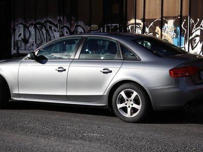 begagnad Audi A4 B8