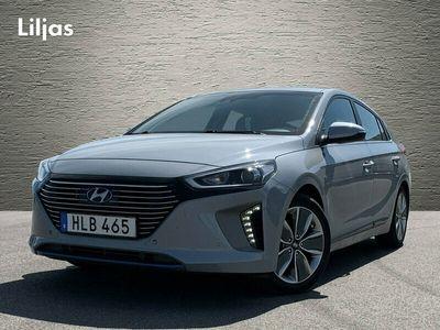 begagnad Hyundai Ioniq Hybrid 1.6 DCT, 141hk