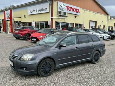 begagnad Toyota Avensis Kombi 2.2D Man Topplockspackning läcker 2007, Kombi Pris 14 900 kr