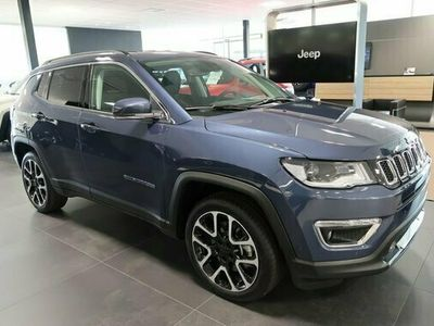 begagnad Jeep Compass LIMITED Plug-In Hybrid 2020, SUV 467 900 kr