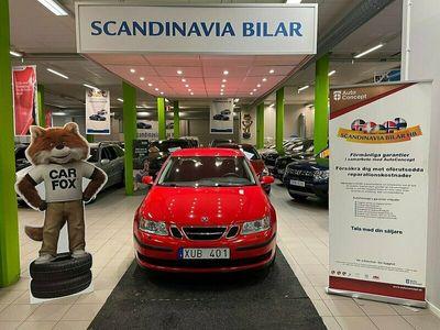 begagnad Saab 9-3 SportSedan 1.8 ENDAST 7300 MIL VÄLVÅRDAD