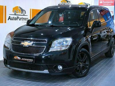 begagnad Chevrolet Orlando 2.0TD 7-sits 163hk GPS T.LUCKA LÄDER B.KAM
