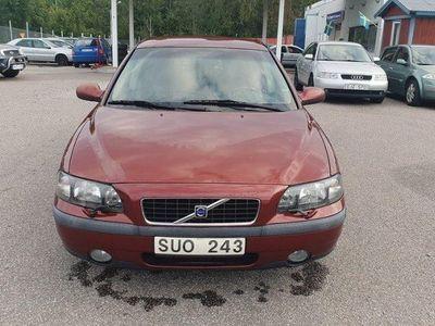 begagnad Volvo S60 2.4 140hk Nybes Nyservad -02
