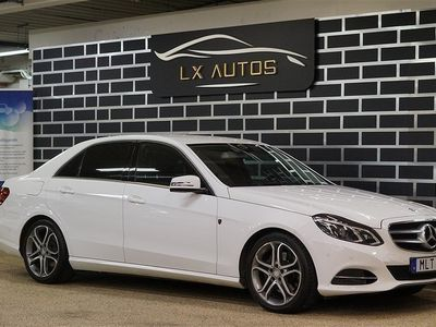 begagnad Mercedes 219 220 Benz E CDI AUTO Drag GPS Läder 2014, Sedan900 kr