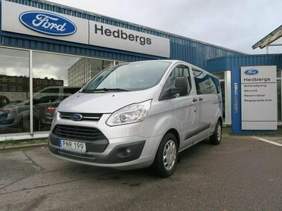 begagnad Ford Custom TransitKOMBI L2 TREND 2.0TDCI 130HK AUT
