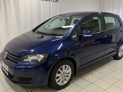 begagnad VW Golf Plus VI 1.6 TDI BMT Värmare Drag Automat 2013, Personbil 99 900 kr