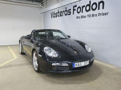 begagnad Porsche Boxster S 295hk Sportavgas Sv-Såld