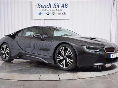 begagnad BMW i8 Coupé / OMG. LEV / 1.475.700:-