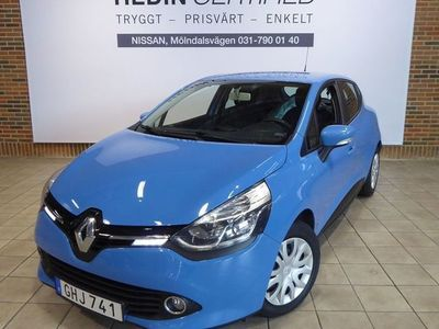 brugt Renault Clio 0.9 TCe Manuell, 90hk