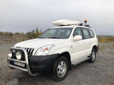 begagnad Toyota Land Cruiser 120 3.0 D-4D