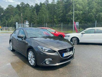 begagnad Mazda 3 dealer