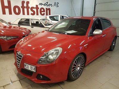 begagnad Alfa Romeo Giulietta 2.0 JTDM 16V Distinctive 140hk