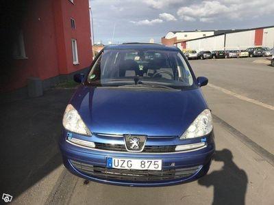 begagnad Peugeot 807 2,2
