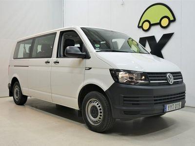 begagnad VW Caravelle 2.0 TDI | D-värme | 8-sits | Skinn (150hk)