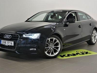 begagnad Audi A5 Sportback 1.8 TFSI Alpine Edition, Pro Line SoVhjul