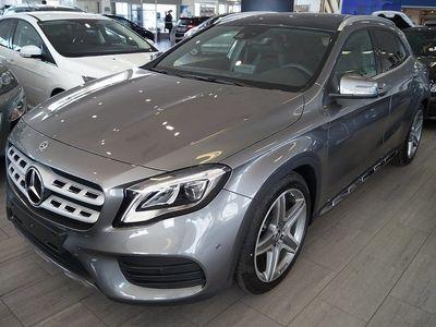 begagnad Mercedes GLA200 d 4MATIC / Keyless / AMG / Värmare