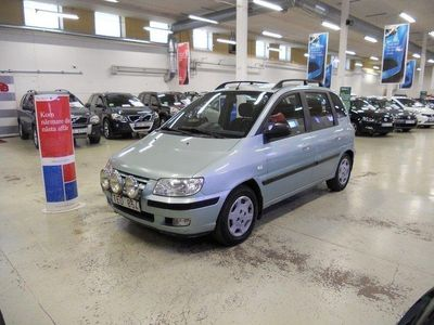 begagnad Hyundai Matrix 1.8 Ny Servad Drag Auto 122hk