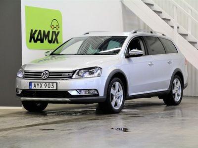 begagnad VW Passat Alltrack 2.0 TDi DSG   Premium   Webasto   Drag
