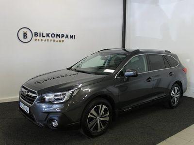 begagnad Subaru Outback 2.5 i SUMMIT Drag (175hk)