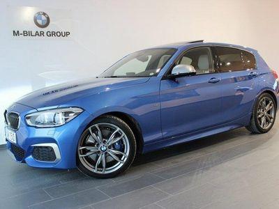 begagnad BMW M140 xDrive Nav Driving Assistant Harman/Kardon Nypris 523.200: