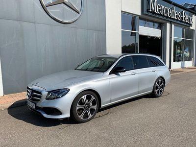 begagnad Mercedes E200 E-Klass