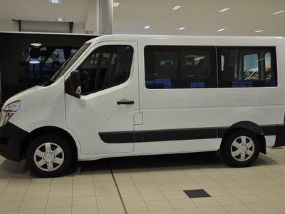 brugt Nissan NV400 Euro6 145hk 9-sits
