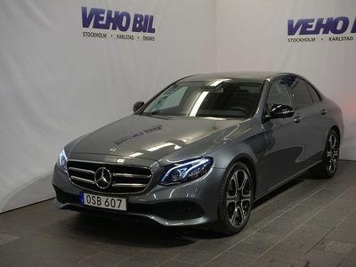 gebraucht Mercedes 220 E-KLASSAvantgarde Nightpaket Navi 360-Kamera Multibeam