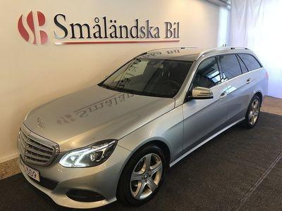 begagnad Mercedes E220 Kombi Exklusive 170hk -14