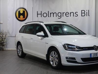 begagnad VW Golf VII 1.4 TGI BlueMotion Sportscombi SC (110hk)
