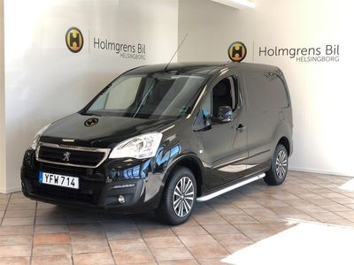 begagnad Peugeot Partner 1.6 BlueHDi 99hk