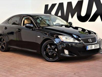 begagnad Lexus IS250 2.5 V6 | Sport Paket | Nav
